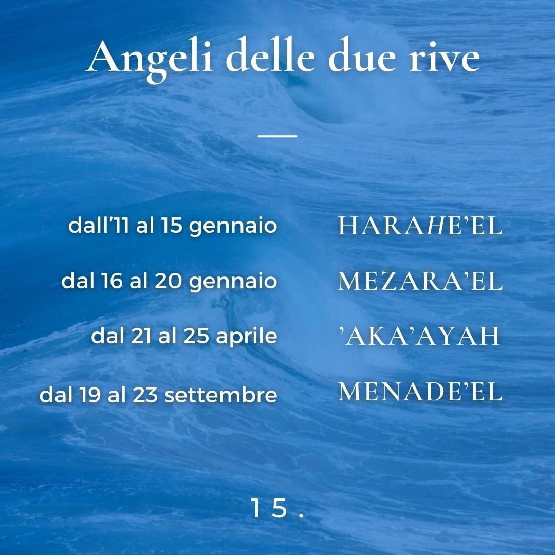 Angeli delle due rive