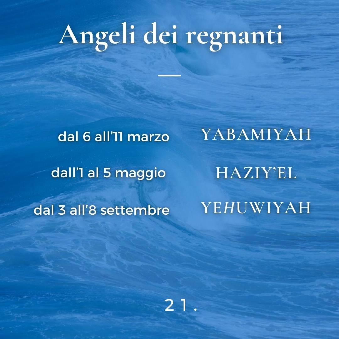 Angeli dei regnanti