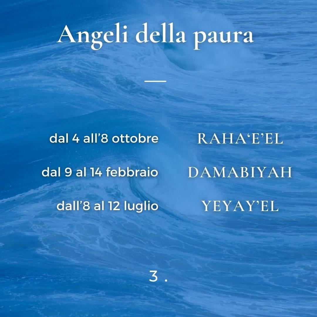 Angeli della paura
