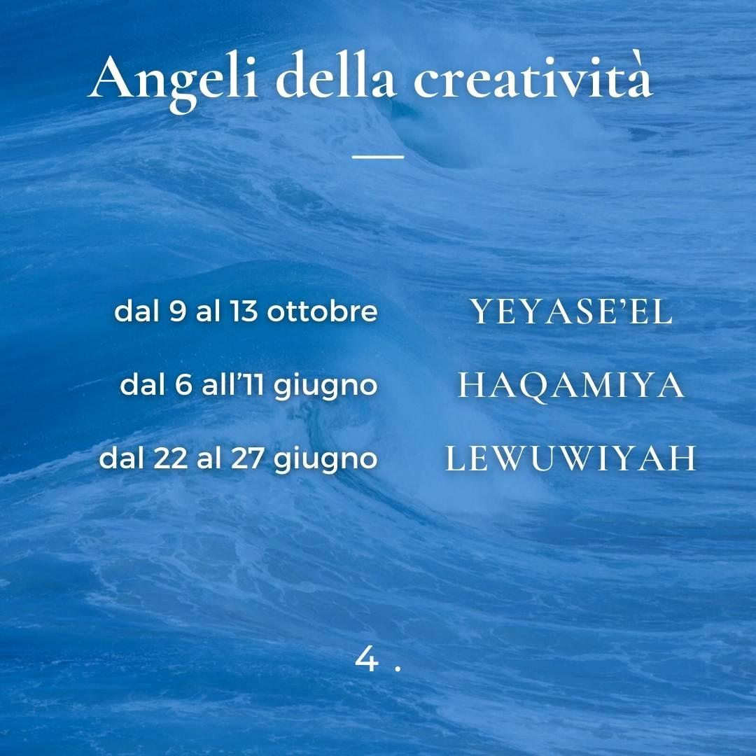 Angeli della creatività