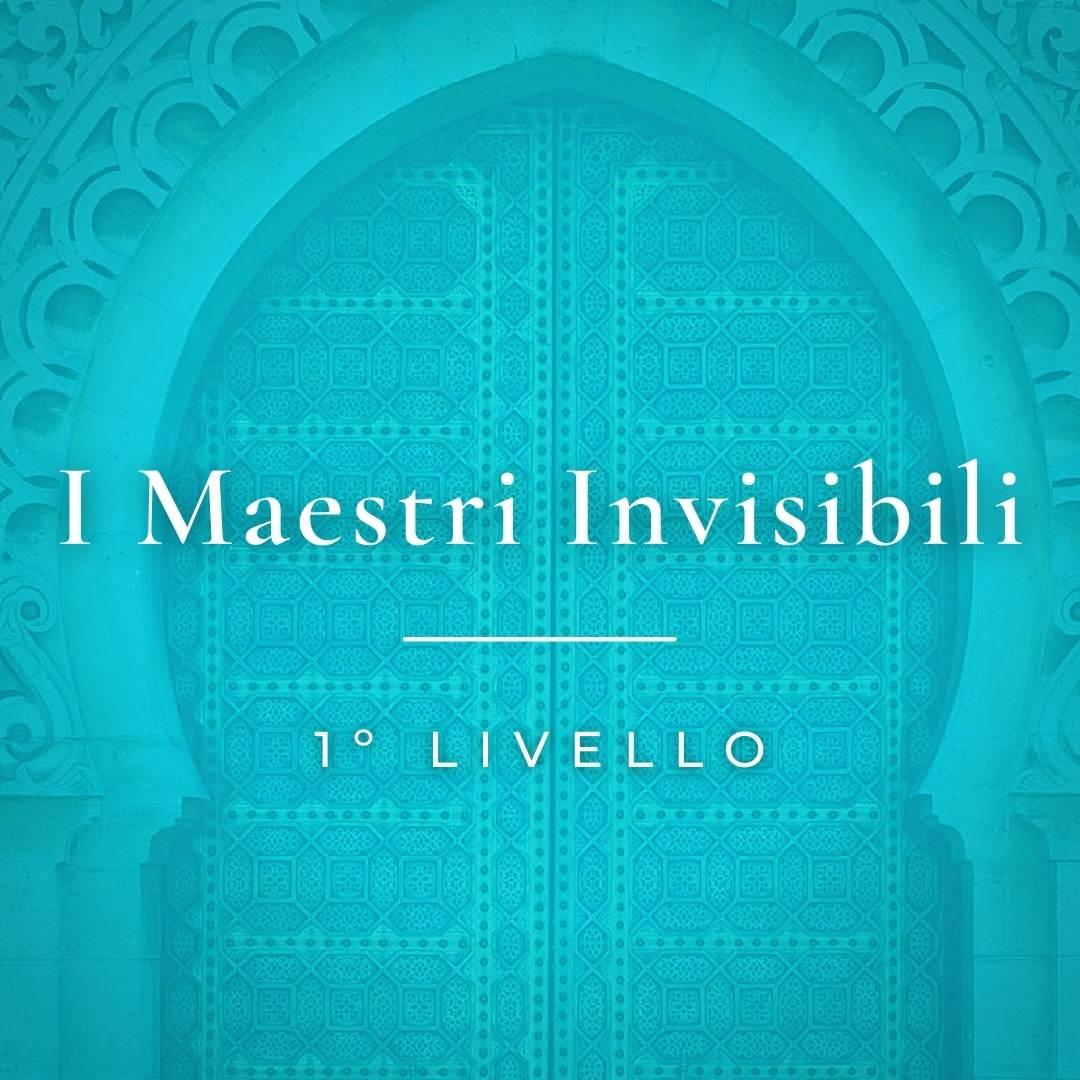 Maestri Invisibili 1 livello