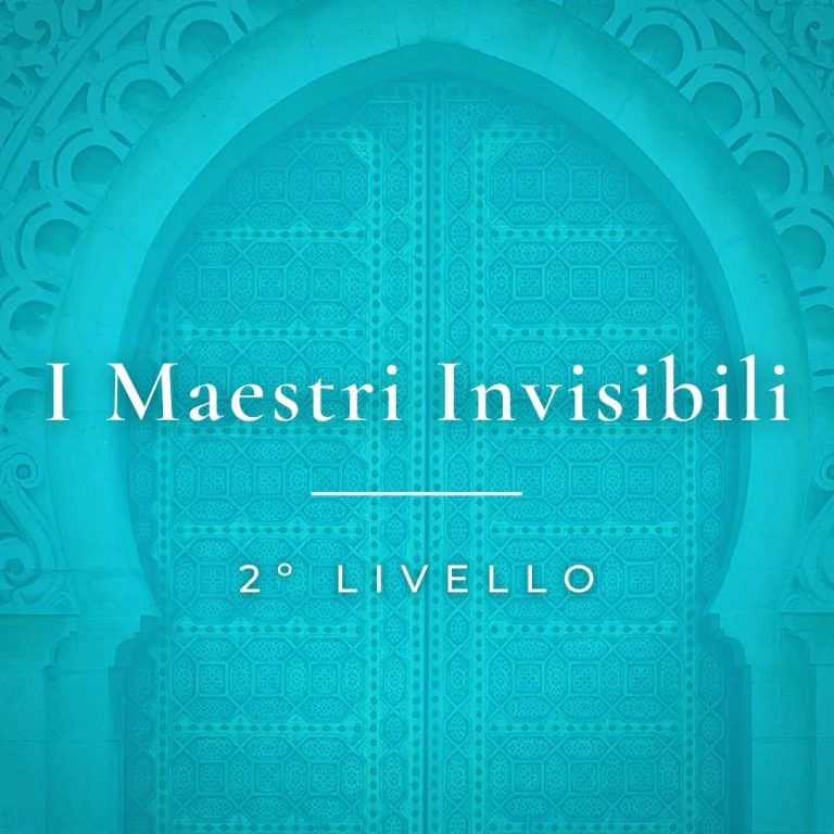 Maestri Invisibili 2 livello