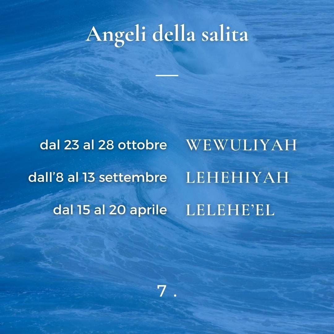Angeli della salita