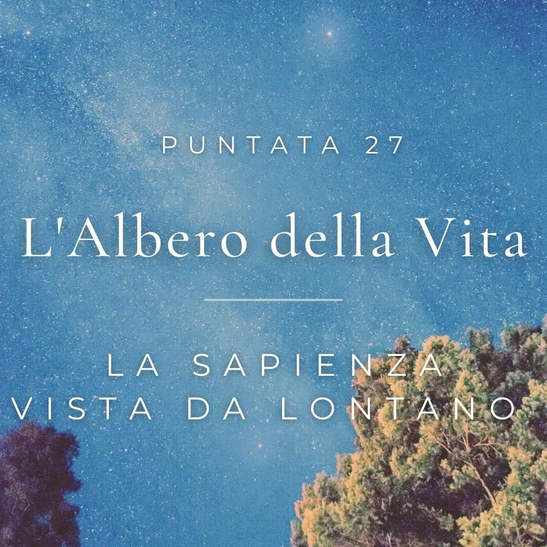 Copertina 27 La Sapienza vista da lontano
