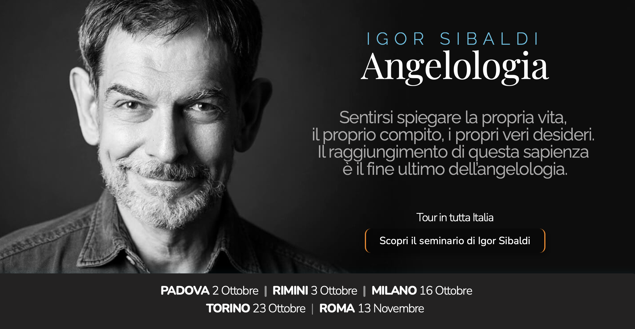Eventi cover Angelologia Life Strategies